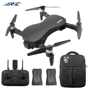 JJRC X12 3Axis Gimble GPS Drone with WiFi FPV 4K Camera Foldable Quadcopter