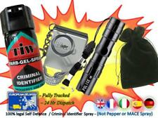 FARB GEL + Attack Alarm + 3w Mini Torch + Carry Pouch = (Personal Defence Pack)