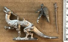 "Ral Partha 1980s 25mm Fantasy #01-035 "" Land Dragon "" !"