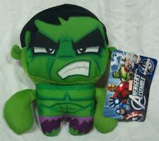 "Marvel Comics THE INCREDIBLE HULK 6"" Plush Stuffed Animal NEW The Avengers"