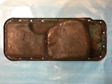 Mopar BB Dodge  factory oil pan