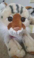 "Plush Carpathian Lynx from Poland  14"""