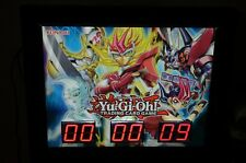 Shonen Jump Yugioh Zexal Trading Card Game Light Up Scoreboard Carmanah Signs