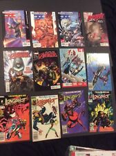 MIXED COMIC BOOK LOT, 12 COMICS, Marvel