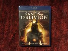 Sands of Oblivion with Morena Baccarin & George Kennedy : New Blu-ray