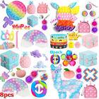 2-24 Pack Fidget Toys Set Sensory Tools Stress Relief Bundle Kids Adult Hand Toy
