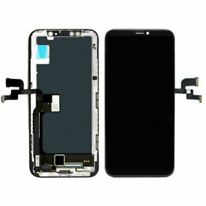 iPhone X LCD Touch Screen Assembly Replacement Display Black New UK Stock