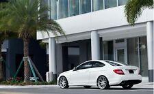 Mercedes CLK W207 2007 - 2014 LOWERED SPRING KIT BY VOGTLAND GERMANY