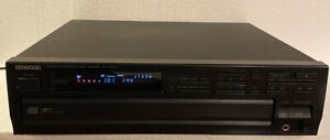 Kenwood DP-R4070 Multiple Compact Disc Player 5 CD Changer Tested No Remote