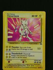 Mewtwo Bekett 1999 Holy Grail Bootleg Pokemon Card