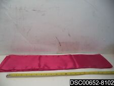 """Qty= 5: Satin Chair Sashes Tie Bows Catering Wedding Party Fusha Pink 6"""" x 106"""""""