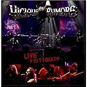 Vicious Rumors - Live You to Death (2012)  CD  NEW/SEALED  SPEEDYPOST