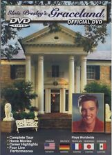 Promo REVENDEURS : Lot de 5 DVD Elvis Presley's GRACELAND - DVD OFFICIEL - NEUF