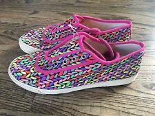 Startas Women's Sneakers Anthropologie Shoes Handmade from Croatia Size 6 Eu 37
