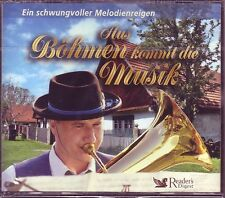 Aus Böhmen kommt die Musik - Reader's Digest  3 CD Box  OVP