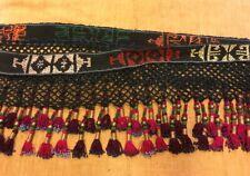 Uzbek silk tassel old vintage tassel ethnic tribal tassel decorative tassel