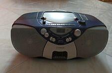 Stereo  Portatile PHILIPS AZ1011 CD RADIO CASSETTE RECORDER  Testato