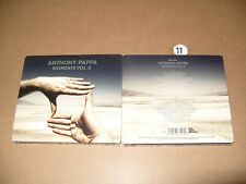 Anthony Pappa Moments VOl. 2 -2009 2 cd New & Sealed