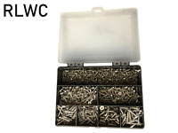 Stainless Steel Countersunk Self Tapping Screws Choice of Assorted Kit Qty.