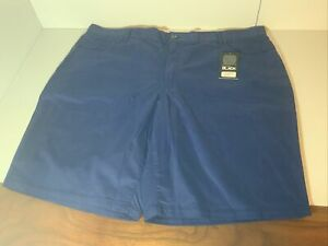 Men's WESTPORT Black Blue Shorts Size 44.