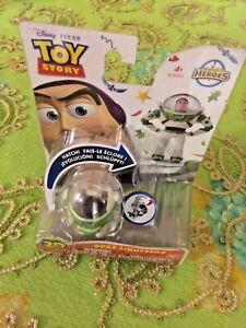 Disney Pixar Toy Story Hatch 'n Heroes Buzz Lightyear Bandai 2015 BRAND NEW