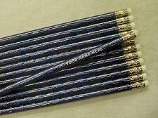 """24 Glitzy """"Prism""""  Personalized Pencils"""