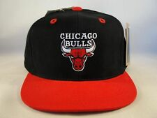 Toddler Size NBA Chicago Bulls Vintage Adjustable Strap Hat Cap