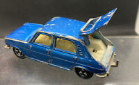 Majorette Simca 1100 Ti good play worn condition. Unboxed