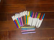 Pilot Frixion Fineliner Assorted Erasable Marker Pens And Highlighters
