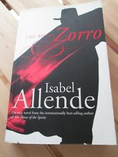 The Novel Zorro - By Isabel Allende