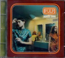 Pulp - Disco 2000 CD Single