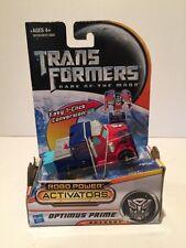Transformers Dark of the Moon Robo Power Activators Optimus Prime Autobot Hasbro