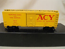 HO Scale Athearn Acy Akron Canton & Youngstown 40' Box Car RTR