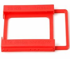 """2.5"""" to 3.5"""" SSD HDD Hard Drive Case Caddy Mount Adapter Holder for Desktop PC"""