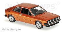 Minichamps 940050421 - VOLKSWAGEN VW SCIROCCO - 1974 BROWN METALLIC  1/43