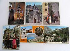 Montenegro Postkarten Lot 6x KOTOR postcards unused Ex-Jugoslawien AK ca./< 1970