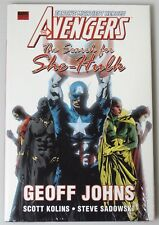 Esz2516. Marvel Earth's Mightiest Heroes The Avengers The Search for She-Hulk Hc