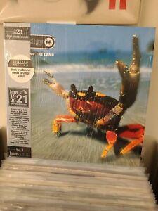 THE PRODIGY - THE FAT OF THE LAND UK Press 2021 VINYL LP HMV 100 ORANGE NEON
