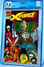 ***X-Force #1***Script by Rob Liefeld & Fabian Nicieza***Wraparound Cover***