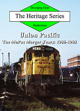 Railroad DVD: Missouri Pacific during the Union Pacific merger - 1986-1988