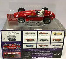 Cartrix 0941 Ferrari 555 Supersqualo #2 1955 Nino Farina Edition Limitée MB