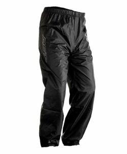Waterproof Over Trousers > RST 0208 Lightweight Motorcycle Bike - Black