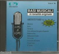 BASI MUSICALI - Artisti vari vol.1 - CD NEW