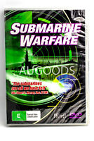 Submarine Warfare -Rare DVD Aus Stock War Series New Region ALL