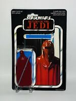 Vintage Star Wars Emperor's Royal Guard Palitoy Carded Action Figure MOC