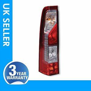 FOR Renault Master MK4 rear tailgate light lamp left side 265500023R 93197461