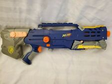 Nerf Longshot CS6 Pre Owned Working w/ 10 Nerf Darts TESTED!!