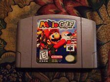 Mario Golf  (Nintendo 64, 1999)