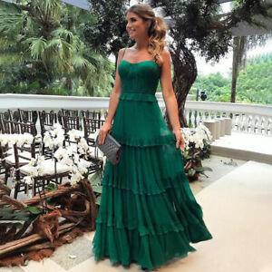 Elegante Abendkleider Lang Gunstig Kaufen Ebay