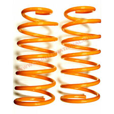 Rear Coil Spring Pair For Toyota Landcruiser Amazon HDJ80 4.2 90-98 20% UPRATED